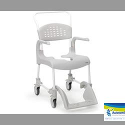 chaise de douche de la série Chaise de douche et de toilettes mobile Etac Clean