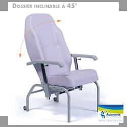 fauteuil de repos autonomie. Black Bedroom Furniture Sets. Home Design Ideas