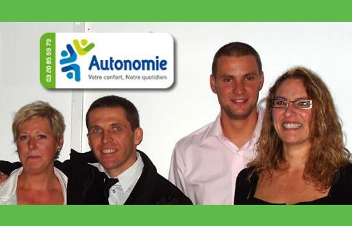 Autonomie : l'équipe