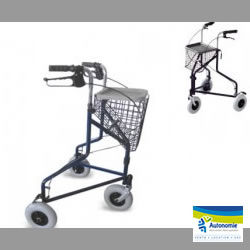rollators 3 roues invacare