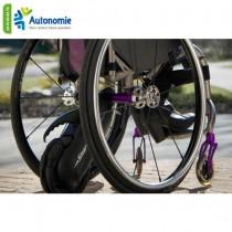 Motorisation pour fauteuil roulant