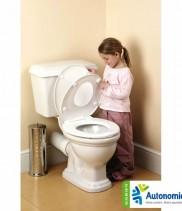 Abattant réducteur de toilettes